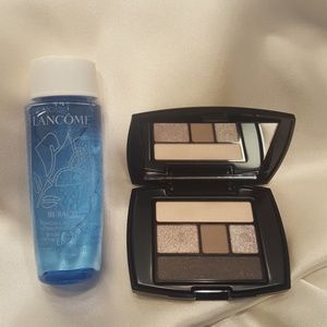 LANCOME BI-FACIL & EYE SHADOW PALLET